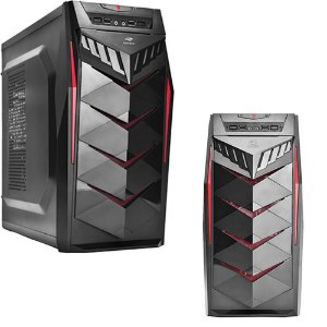 Gabinete C3 Tech MT G70 BK