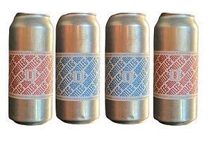 Combo Cervejaria Koala BOOTLEG Ipa/Ne ipa - 473ML 4 unidades.