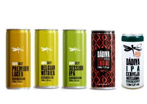 Combo DÁDIVA Lager - Witbier - Session Ipa - Red Ale GANHA IPA SEM GLUTÉN