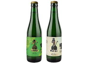 Dupla de Wilds - Bodoque Lambioca +  Wild Ale - 375ml