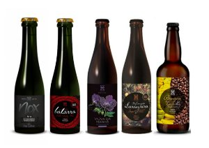 Combo Zalaz - Cervejas potentes 5 unidades