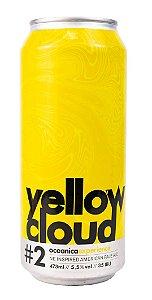 Cerveja Oceânica Yellow Cloud 473 ml