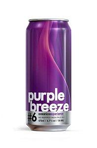 Cerveja Oceânica Purple Breeze 473 ml