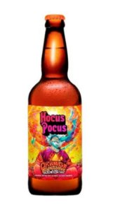 Cerveja Hocus Pocus Orange Sunshine 500ml