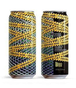 Cerveja Bold Censured Sour - 473ml