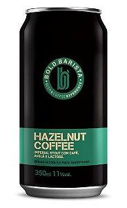 Cerveja Bold Barista Hazelnut Coffee - 350ml