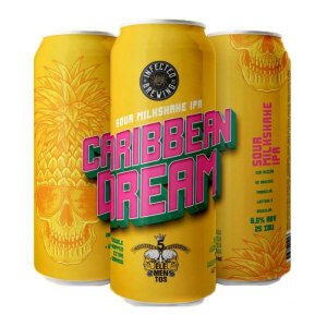 Cerveja Infected Brewing Caribbean Dream - 473ml