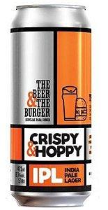 Cerveja TB&TBeer Crispy & Hoppy - 473ml