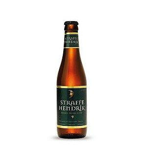 Cerveja Straffe Hendrik Tripel 9° 330ml