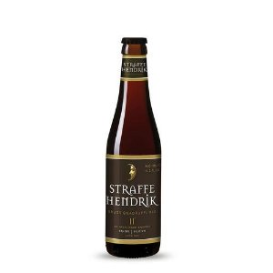 Cerveja Straffe Hendrik Quadrupel 11° 330ml