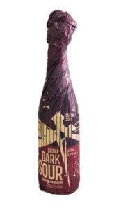 Cerveja Dádiva Dark Sour Blueberry 375ml