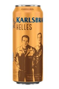 Cerveja Alemã Karlsbrau Helles - 500ml