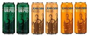 Kit Cerveja Alemã Karlsbrau - 6 unidades
