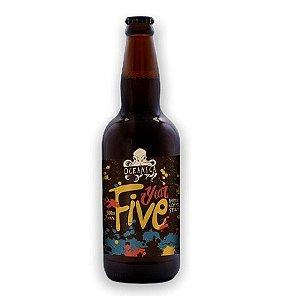 Cerveja Oceânica Year Five - 500 ml