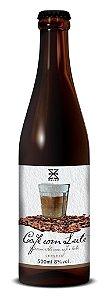 Cerveja Zalaz Café com Leite 500ml