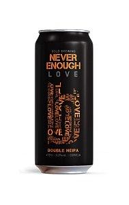 Cerveja Bold Never Enough Love - 473ml