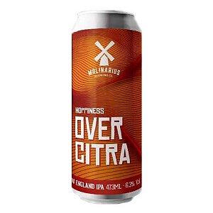 Cerveja Molinarius Hopiness Over Citra 473ml