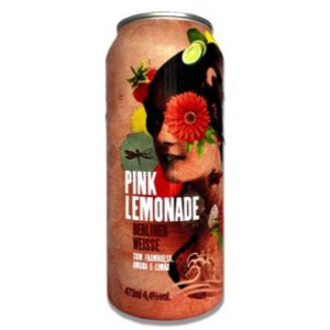 Cerveja Dádiva Pink Lemonade - 473ml