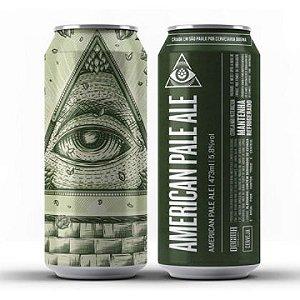 Cerveja Dogma American Pale Ale - 473ml