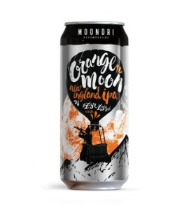 Cerveja Moondri Orange Moon - 473ml