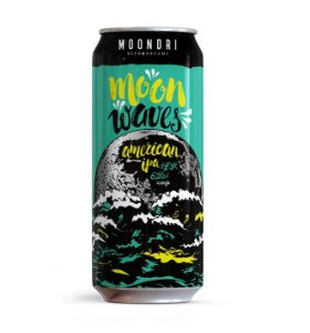 Cerveja Moondri Moon Waves - 473ml