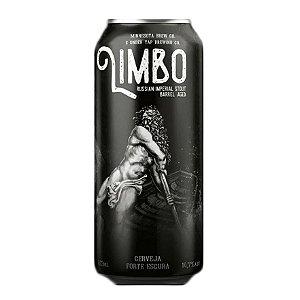 Cerveja Under Tap e Minessota Limbo BA 2020 - 473ml