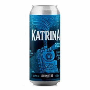 Cerveja Locomotive Katrina 2020 - 473ml