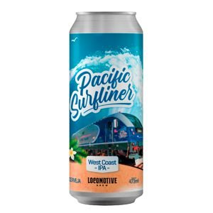 Cerveja Locomotive Pacific Surfliner - 473ml