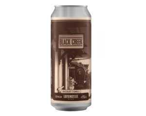 Cerveja Locomotive Black Creek chocolate/canela - 473ml