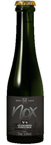 Cerveja Zalaz Spontaneus #4 Nox - 375ml