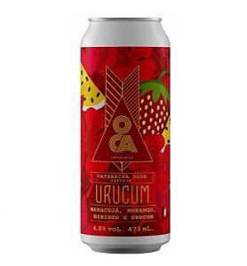 Cerveja OCA Urucum - 473ml