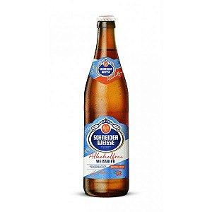Cerveja Schneider TAP 3 - Sem Álcool 500ml