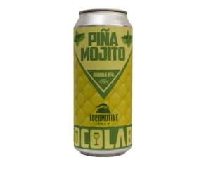 Cerveja Locomotive Piña Mojito - 473ml