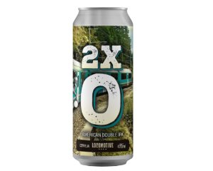 Cerveja Locomotive 2x0 - 473ml