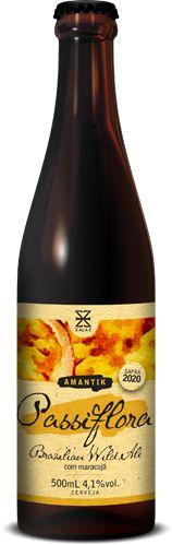 Cerveja Zalaz Amantik Passiflora 2020- 500ml