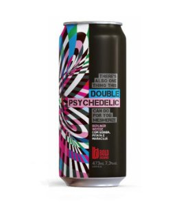 Cerveja Bold Double Psychedelic - 473ml