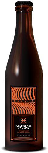 Cerveja ZalaZ Brumas  California Common - 500ml