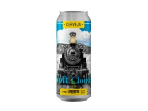 Cerveja Locomotive Soft Clouds - 473ml