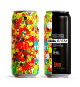 Cerveja Bold Biig Break - 473ml