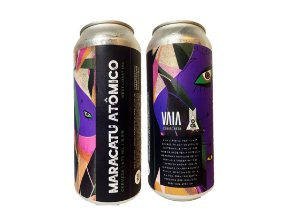 Cerveja Vaia + Oca Maracatú Atômico - 473ML