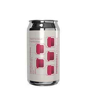 Cerveja Entrequadras Imperial Sour Framboesa - 350ml