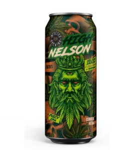 Cerveja Infected Brewing High Nelson - 473ml
