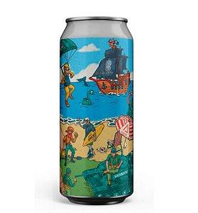 Cerveja Infected Brewing Onde está o gole? - 473ml