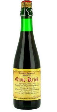 Cerveja Hanssens Oude Kriek - 375ml