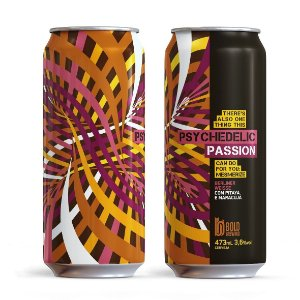 Cerveja Bold Psychedelic Passion - 473ml