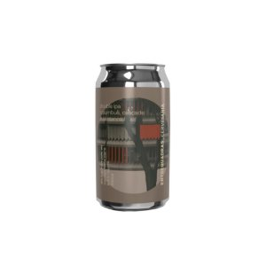 Cerveja Entrequadras Double IPA Columbus, Cascade e Centennial - 350ml
