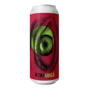 Cerveja Infected Brewing Retina Araçá - 473ml