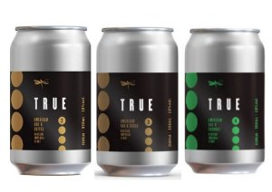 Kit Cervejas Dádiva True - 3 unidades 350ml
