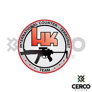 Adesivo HK Ict Team