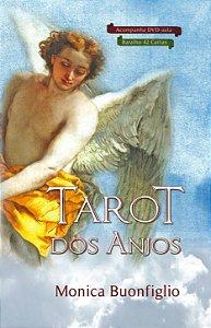 Livro - Tarot dos Anjos (Acompanha as Cartas)
